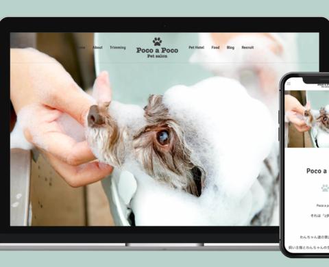 Poco a Poco Web Site