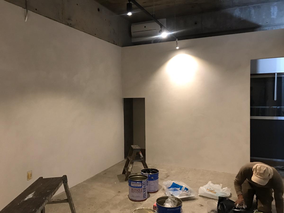ARTAS Gallery 壁完成!