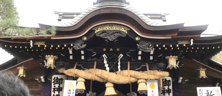櫛田神社【参拝】2020年