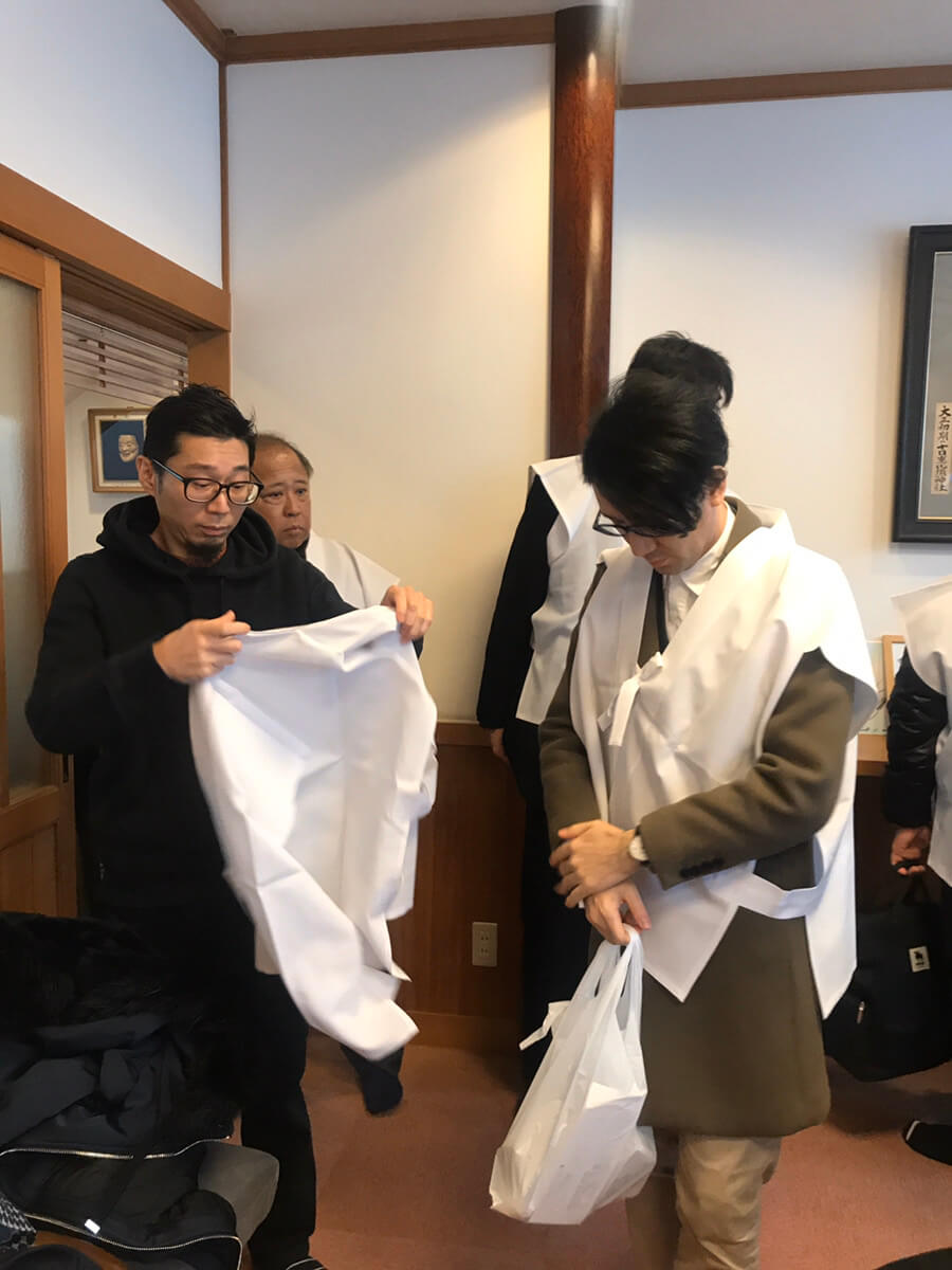 十日恵比須神社【正月大祭】2020年レポート2