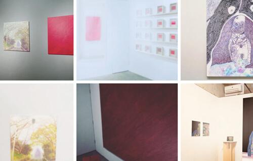 NEWS|ART|非接触の3人展『沈黙の中のエクリチュール』|news-blog